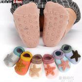 地板襪寶寶 防滑底夏兒童室內嬰兒加厚厚底寶寶學步地板襪 歐韓時代