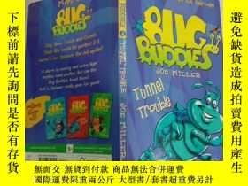 二手書博民逛書店BUG罕見BUDDIES(错误的伙伴)Y200392