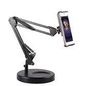 懶人手機直播支架平板桌面架子創意ipad通用手機架看電影神器