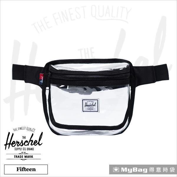 Herschel Clear 腰包 肩包 斜背包 透明包 果凍包 Fifteen-3822 得意時袋