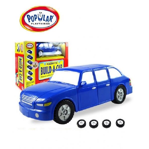【美國 POPULAR】我的拼裝車 POP60101