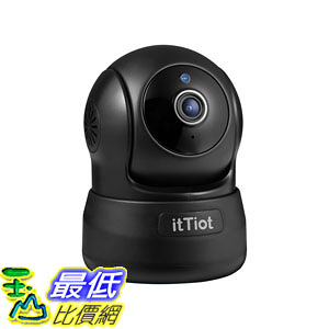 攝像機 IP Camera, Home Indoor Security Surveillance Camera with Pan/Tilt, 2 Way