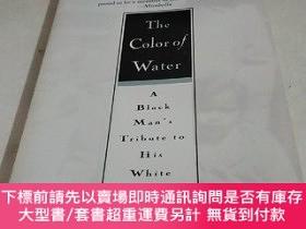 二手書博民逛書店The罕見Color of WaterY266776 James McBride Riverhead Trad
