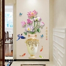 3D立體個性客廳牆貼紙貼畫牆面裝飾創意牆...