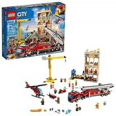 LEGO 樂高  60216 Downtown Fire Brigade