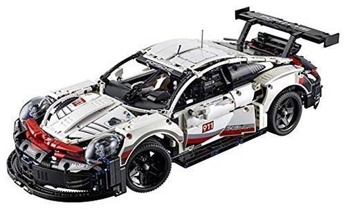 LEGO 樂高 Technic Porsche 911 RSR 42096 Building Kit (1580 Piece)