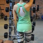 運動背心-多樣款式緊身透氣女健身上衣9色73eu32[時尚巴黎]