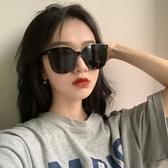 新款墨鏡女韓版潮網紅圓臉街拍復古大框個性時尚百搭太陽眼鏡