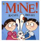 Mine品格教育分享英文繪本圖畫童書...