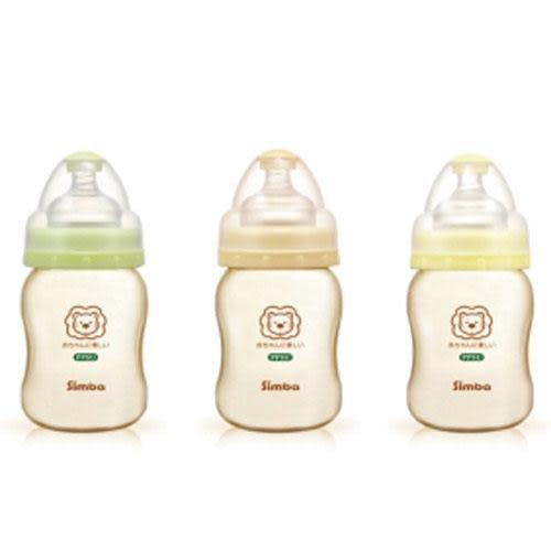 Simba小獅王辛巴 PPSU寬口徑葫蘆小奶瓶200ml(單支)S6186