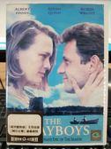 挖寶二手片-P10-266-正版DVD-電影【再見有情天】-艾登昆恩 羅蘋萊特