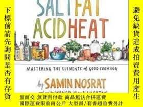 二手書博民逛書店Salt,罕見Fat, Acid, HeatY364682 Samin Nosrat Simon &