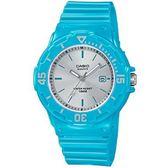 【台南 時代鐘錶 CASIO】卡西歐 台灣公司貨 LRW-200H-2E3 百米防水運動風格指針手錶