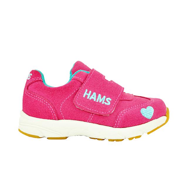 童鞋-HAMS馬卡龍運動鞋V2.0- 拼酷紅