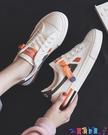 帆布鞋 小白鞋女春夏秋冬季帆布鞋女2021新款運動板鞋韓版小眾鞋 618狂歡