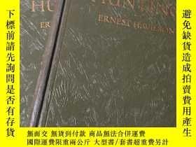 二手書博民逛書店plant罕見hunting vol 1 and 2Y19618
