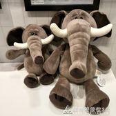 森林動物公仔長頸鹿大象獅子猴子狗老虎活動禮物兒童生日毛絨玩具 酷斯特數位3c