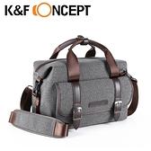 加送環保防霉片組 3C LiFe K&F Concept 休閒者 攝影 單眼 側背包 斜背包 肩背包 相機包 (KF13.079)
