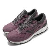Mizuno 慢跑鞋 Spark 6 粉 灰 女鞋 運動鞋 基本款 【ACS】 K1GA2104-60