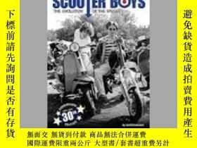 二手書博民逛書店Scooter罕見Boys-滑板車男孩Y414958 出版2020