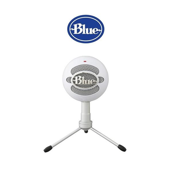 【南紡購物中心】美國 Blue Snowball ICE 小雪球USB麥克風 《白》