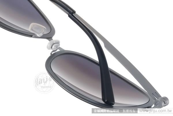VYCOZ 太陽眼鏡 RANDAKER-S SILGSL (灰銀) 薄鋼大框百搭水銀鏡面款 # 金橘眼鏡