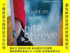 二手書博民逛書店Light罕見on SnowY12800 Anita Shrev