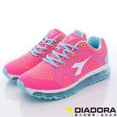 DIADORA-全掌大氣墊D楦乳膠動能跑鞋-WRTH382