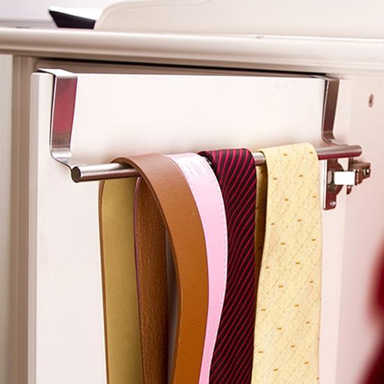 ✭慢思行✭【J014-1】多功能不鏽鋼架(短) 廚房 櫥櫃 臥室 收納 懸掛 通風 瀝乾 支架 抹布