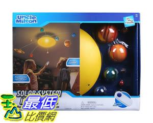 [106美國直購] Uncle Milton Solar System In My Room IR Remote Control With Built-in Light Pointer