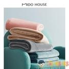 法蘭絨毛毯珊瑚絨小毯子辦公室午睡毯午休沙發毯披肩蓋毯【淘嘟嘟】