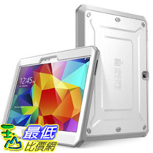 [104美國直購] SUPCASE 保護殼 TPU+PC Samsung Galaxy Tab 4 10.1 Unicorn Beetle PRO Series Rugged Hybrid Protective