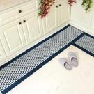 廚房地墊長條吸水防油防滑墊子家用腳墊廚房地毯 可裁剪可機洗墊『櫻花小屋』