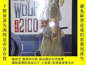 二手書博民逛書店Lone罕見Wolf 2100 Omnibus(詳見圖)Y6583 Mike Kennedy 著 Dark