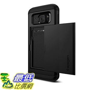 [美國直購] Spigen Galaxy S7 Edge Case 黑藍金灰四色可選 手機殼 保護殼 [Slim Armor CS] Card Holder