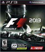 PS3 F1 2013 一級方程式賽車 2013(美版代購)