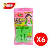 【楓康】蘆薈護手手套L 6 入組
