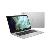 華碩 Chromebook C423NA-0031AN4200 14吋輕量基本筆電【Intel Pentium N4200 / 4GB / 32G EMMC / Chrome OS】