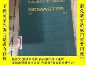 二手書博民逛書店Integrated罕見Circuits Magazione.V