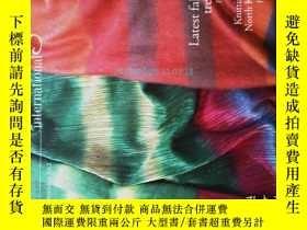二手書博民逛書店Knitting罕見International (Magazine)12 2012 針織品紡織品時尚Y1461