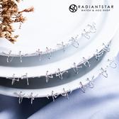 [925純銀]星象學星座耳骨夾式耳環【SL550】璀璨之星☆