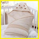 全館85折彩棉春秋款嬰兒抱被 寶寶抱被 新生兒抱毯襁褓包巾用品【潮咖地帶】