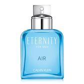 Calvin Klein CK Eternity Air 永恆純淨男性淡香水(100ml)-TESTER【美麗購】