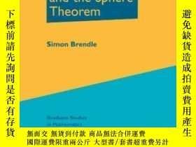 二手書博民逛書店Ricci罕見Flow And The Sphere Theorem-Ricci流與球面定理Y436638 S