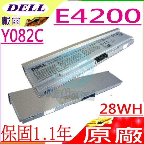 DELL E4200 電池(原廠4芯)-戴爾 LATITUDE E4200, F586J,R331H,R640C R841C,W343C,W346C,X784C,Y082C