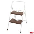 ◆折疊踏梯 Chocolat2 2層 DBR NITORI宜得利家居