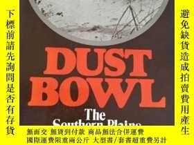 二手書博民逛書店Dust罕見Bowl: The Southern Plains