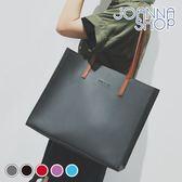 手提包 美味關係簡約經典大容量肩背包-Joanna Shop