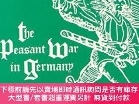二手書博民逛書店The罕見Peasant War In GermanyY255174 Engels, Friedrich In