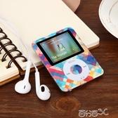 隨身聽 英語MP3超薄MP4播放器男女學生小蘋果mp6隨身聽錄音外放p3 百分百